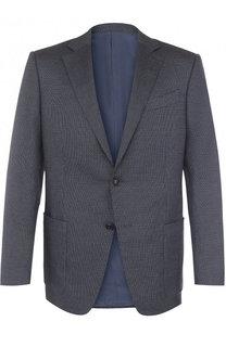 Однобортный пиджак Ermenegildo Zegna