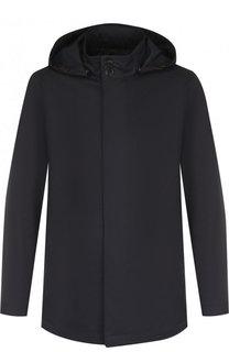 Куртка на молнии с капюшоном Ermenegildo Zegna