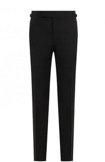 Шерстяные брюки прямого кроя Tom Ford