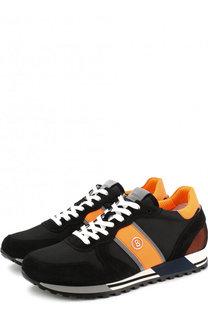 Комбинированные кроссовки Livigno Bogner