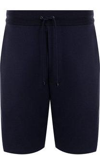 Хлопковые шорты с поясом на кулиске Ralph Lauren
