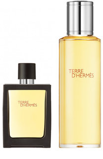 Набор: Духи Terre dHermès + refill Hermès