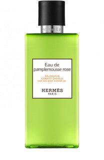 Гель для душа Eau de pamplemousse rose Hermès