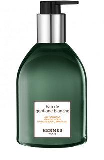 Очищающий гель для рук Eau de gentiane blanche Hermès