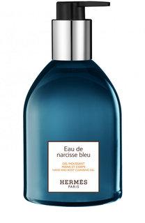 Гель для рук Eau de narcisse bleu Hermès