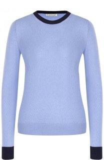 Кашемировый пуловер с круглым вырезом Moncler
