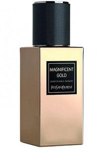 Парфюмерная вода Magnificent Gold YSL