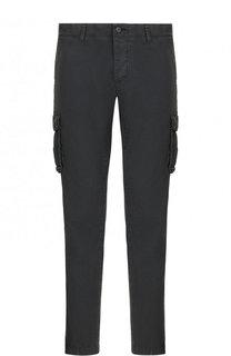 Хлопковые брюки-карго Bogner