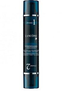 Ночной двухфазный пилинг для кожи лица Visionnaire Crescendo Lancome