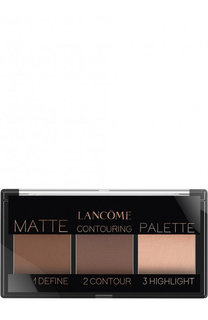 Палетка для контуринга Teint Idole Ultra Palette, оттенок Medium Matte Lancome