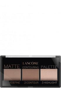 Палетка для контуринга Teint Idole Ultra Palette, оттенок Light Matte Lancome
