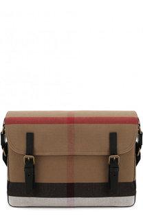 Текстильная сумка-планшет Burberry