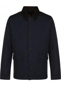 Стеганая куртка на молнии с отложным воротником Bogner