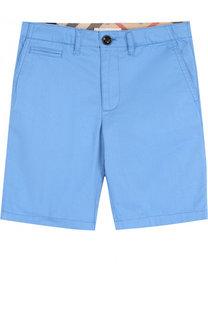Хлопковые шорты Burberry