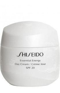 Дневной энергетический крем Shiseido