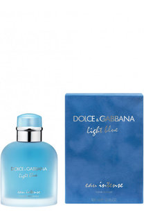 Парфюмерная вода Light Blue Intense Dolce & Gabbana
