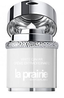 Увлажняющий крем для лица и шеи White Caviar Creme Extraordinaire La Prairie