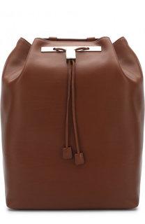 Рюкзак из кожи The Row