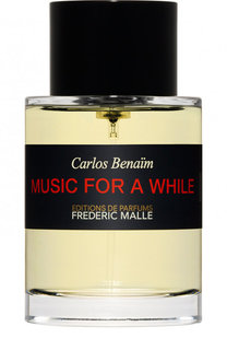 Парфюмерная вода Music For A While Frederic Malle