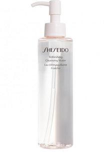 Освежающая очищающая вода Shiseido