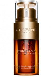 Комплексная омолаживающая двойная сыворотка Double Serum Clarins