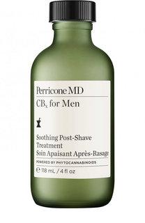 Успокаивающая сыворотка после бритья CBx for Men Perricone MD