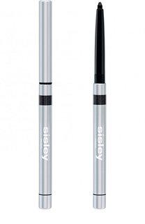 Водостойкий карандаш для глаз Phyto-Khol Star, оттенок № 1 Сверкающий черный Sisley
