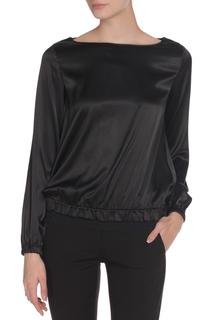 Блуза с открытой спиной PINKO TAG