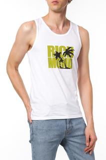 Sleeveless T-shirt John Richmond