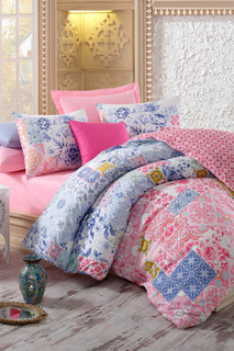 Double Quilt Cover Set Cotton box