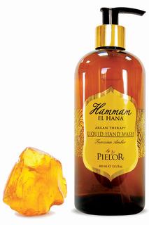Жидкое мыло д/рук амбра 400 мл HAMMAM EL HANA
