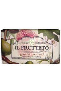 Мыло инжир, миндальное молоко Nesti Dante