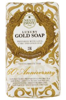 Мыло юбилейное золотое Nesti Dante