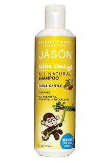 Детский натуральный шампунь JASON