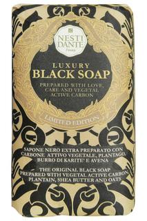 Мыло luxury black soap, 250г Nesti Dante