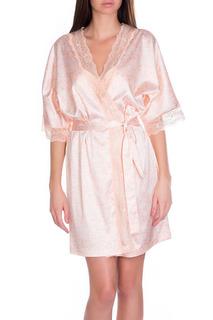 Халат-кимоно короткий Rose&Petal Homewear