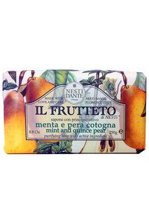 Мыло мята и айвовая груша Nesti Dante