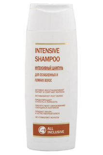 Intensive shampoo шампунь All Inclusive