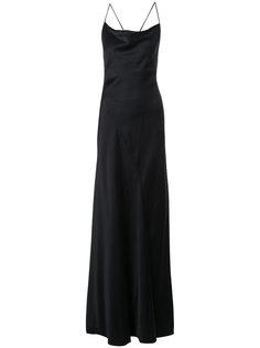 вечернее платье с открытой спиной Dvf Diane Von Furstenberg