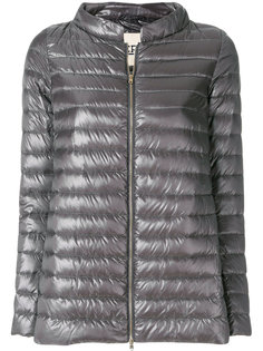 cropped quilted jacket Herno