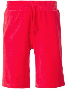 шорты с контрастными полосками  Sergio Tacchini