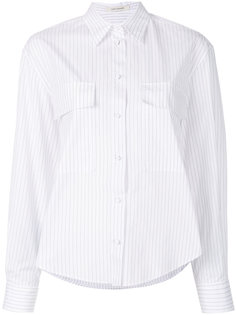 striped shirt  Cédric Charlier