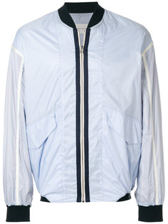 zipped jacket  Cédric Charlier
