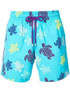 шорты для плавания Moorea Turtles Vilebrequin