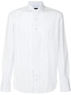 рубашка с принтом  Hackett