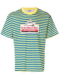 striped T-shirt  Gcds