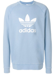 толстовка Adidas Originals Trefoil Warm Up Adidas