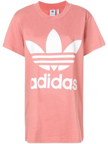 футболка свободного кроя Adidas Originals Trefoil Adidas