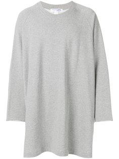 толстовка с принтом логотипа в стиле оверсайз Comme Des Garçons Shirt Boys