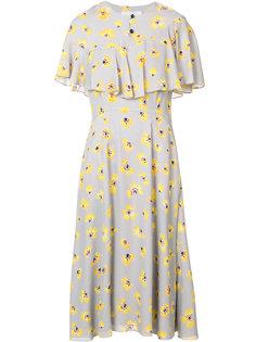 платье с цветочным рисунком Novis
